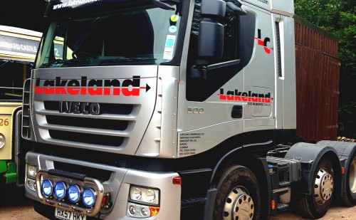 Are you a driver looking for a change? - <p>Get in touch with us</p>