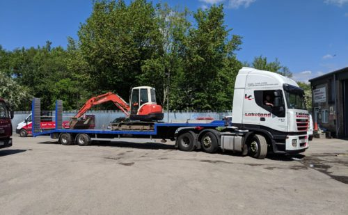 General Truck haulage -